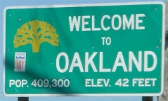 welcome oakland
