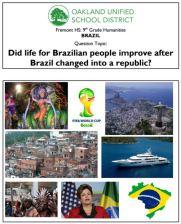 Brazil Essay cover image