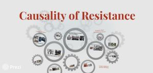 Causality of Reseistance