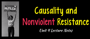 Causality Nonviolent